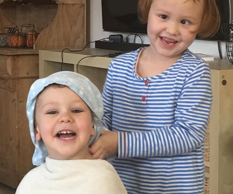 Emma und Pius